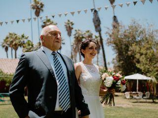 El matrimonio de Fernanda y David 2