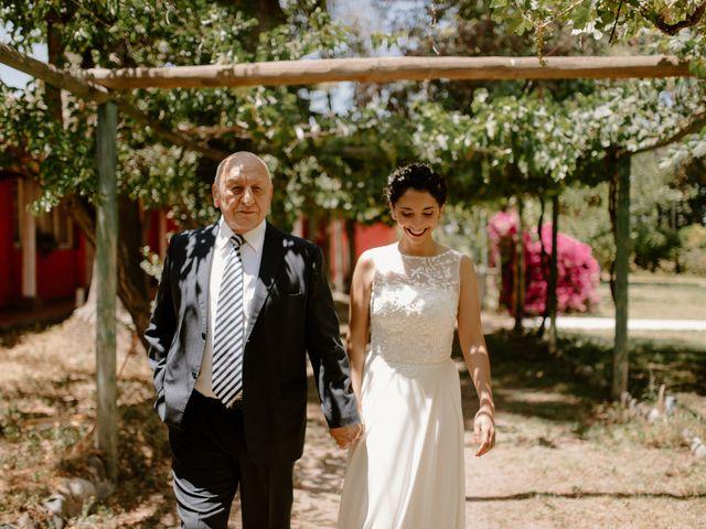 El matrimonio de David y Fernanda en Buin, Maipo 1