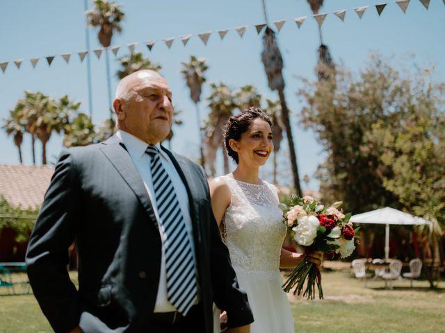 El matrimonio de David y Fernanda en Buin, Maipo 2