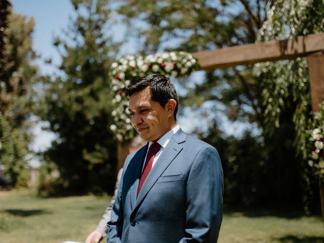El matrimonio de David y Fernanda en Buin, Maipo 3