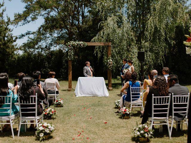 El matrimonio de David y Fernanda en Buin, Maipo 4