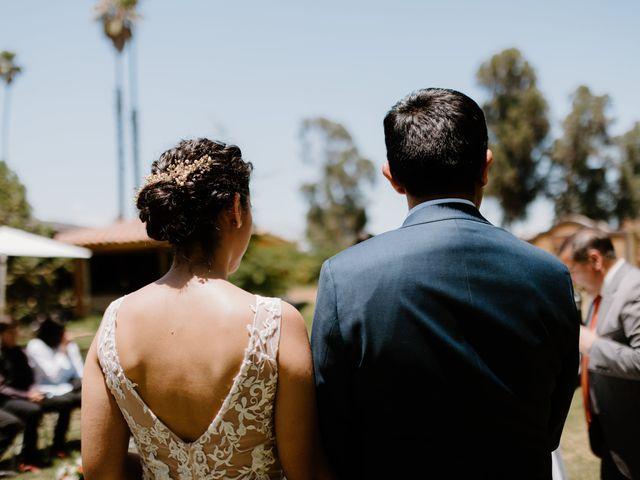 El matrimonio de David y Fernanda en Buin, Maipo 6
