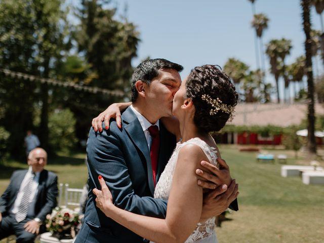 El matrimonio de David y Fernanda en Buin, Maipo 7