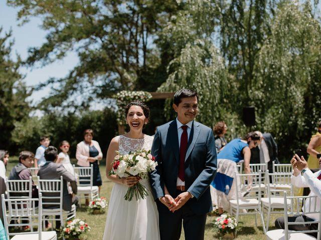 El matrimonio de David y Fernanda en Buin, Maipo 8