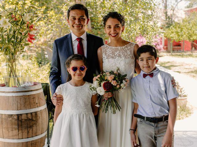 El matrimonio de David y Fernanda en Buin, Maipo 9