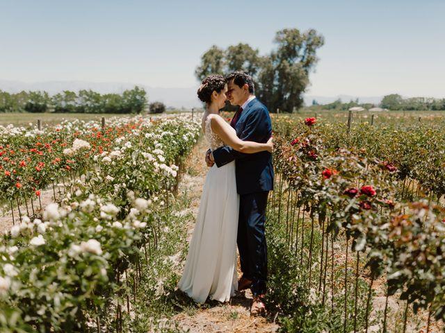 El matrimonio de David y Fernanda en Buin, Maipo 14
