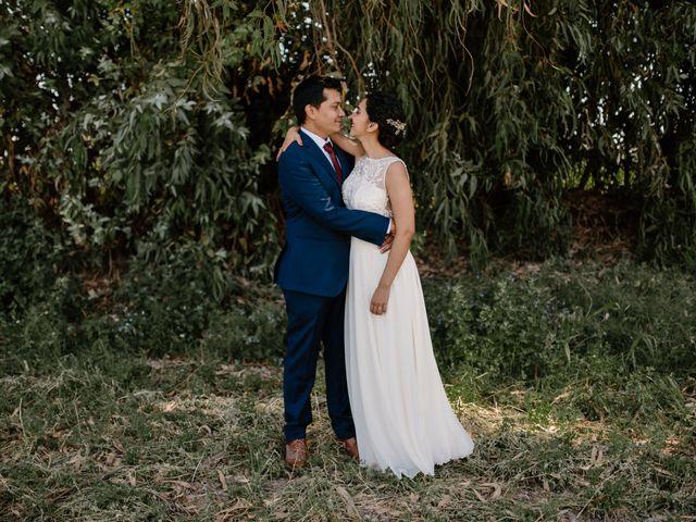 El matrimonio de David y Fernanda en Buin, Maipo 16
