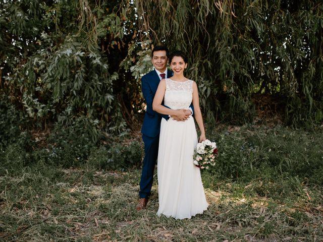 El matrimonio de David y Fernanda en Buin, Maipo 17