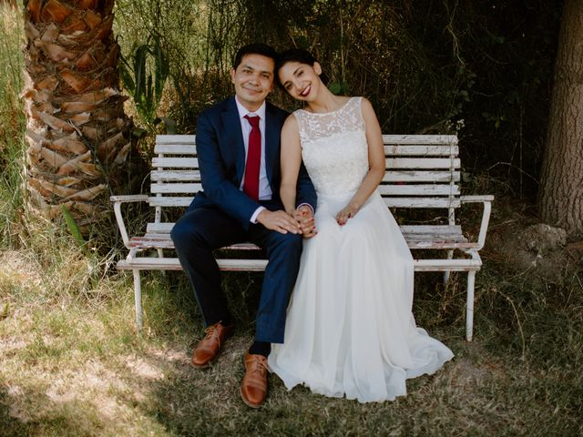 El matrimonio de David y Fernanda en Buin, Maipo 18