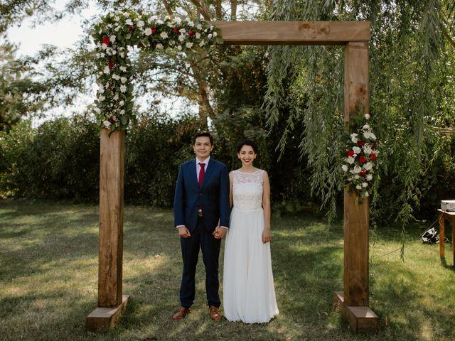 El matrimonio de David y Fernanda en Buin, Maipo 19