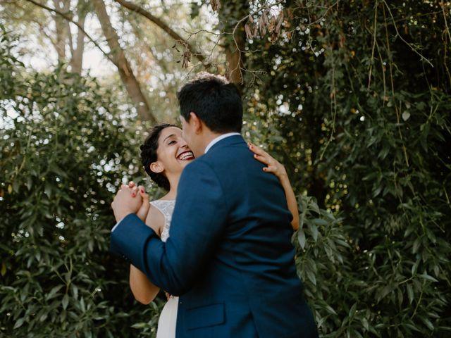El matrimonio de David y Fernanda en Buin, Maipo 20