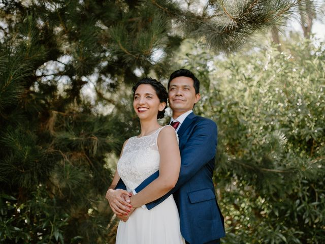 El matrimonio de David y Fernanda en Buin, Maipo 21