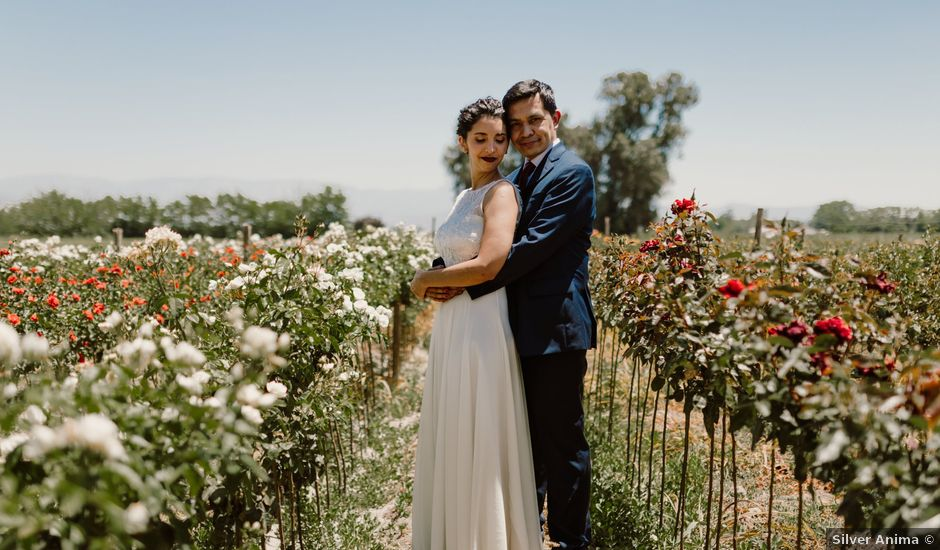 El matrimonio de David y Fernanda en Buin, Maipo