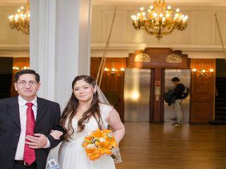 El matrimonio de Jessica  y Daniel  2