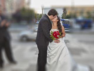 El matrimonio de Patricia y Rodrigo 2