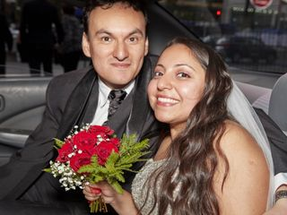 El matrimonio de Patricia y Rodrigo 3