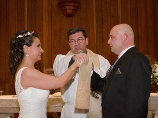 El matrimonio de Patricia  y Oscar  1