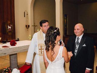 El matrimonio de Patricia  y Oscar  2