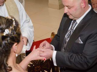 El matrimonio de Patricia  y Oscar  3