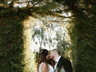 El matrimonio de Naya y Roberto 1