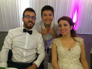 El matrimonio de Karin y Camilo