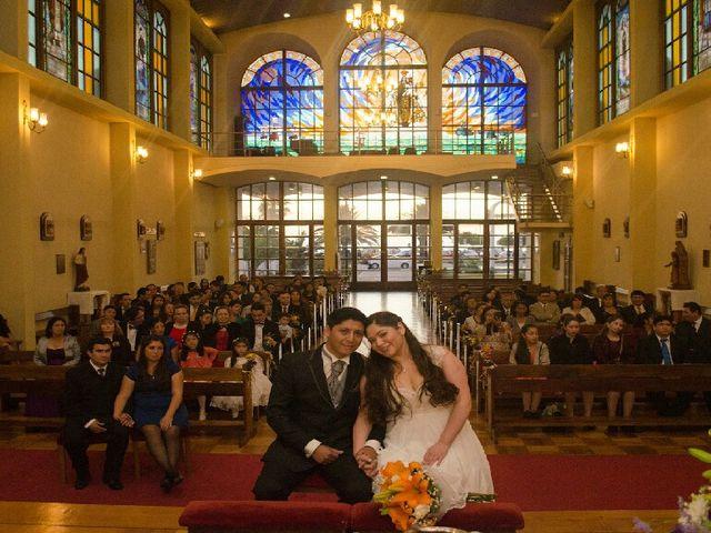 El matrimonio de Daniel  y Jessica  en Viña del Mar, Valparaíso 3