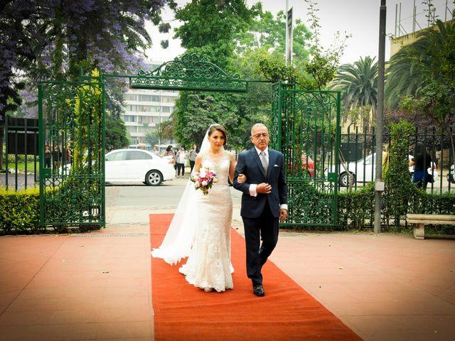 El matrimonio de Maximiliano y Belén en Calera de Tango, Maipo 5