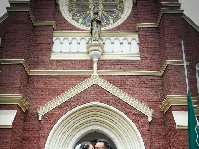 El matrimonio de Maximiliano y Belén en Calera de Tango, Maipo 12