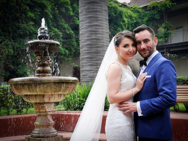 El matrimonio de Belén y Maximiliano