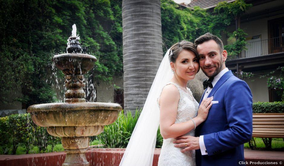 El matrimonio de Maximiliano y Belén en Calera de Tango, Maipo