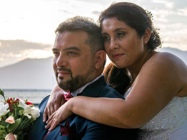 El matrimonio de Macarena y Wolgang