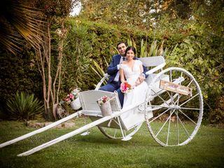 El matrimonio de Marlene y Rodrigo