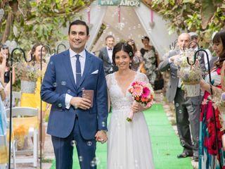 El matrimonio de Marlene y Rodrigo 2