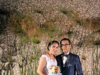 El matrimonio de Selene  y Oliver 1