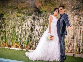 El matrimonio de Selene  y Oliver