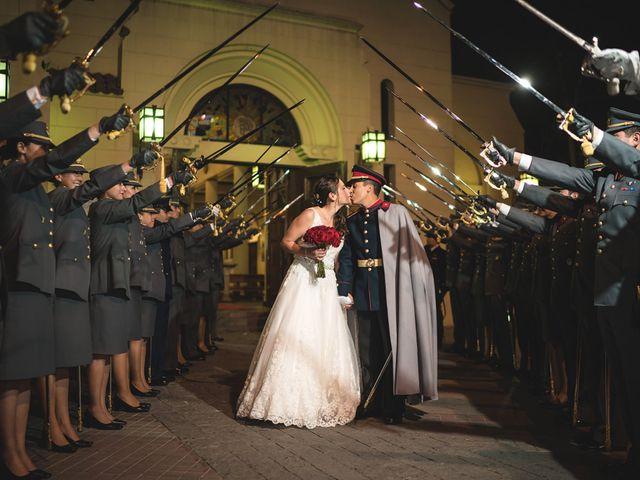 El matrimonio de Kamila y Francisco