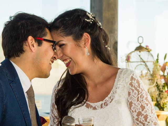 El matrimonio de Claudia y Daniel