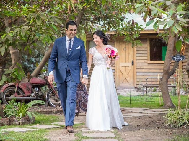 El matrimonio de Rodrigo y Marlene en Buin, Maipo 68