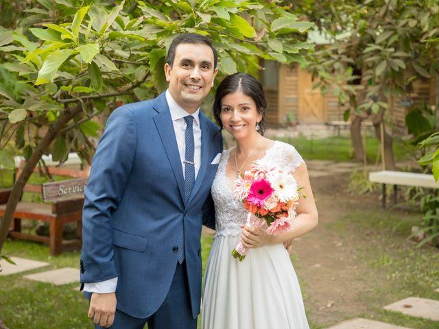 El matrimonio de Rodrigo y Marlene en Buin, Maipo 69