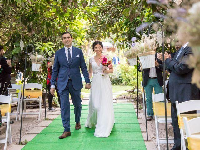 El matrimonio de Rodrigo y Marlene en Buin, Maipo 70