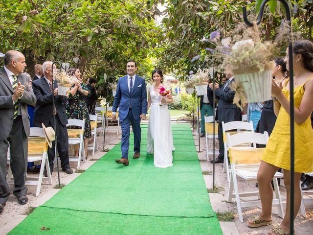 El matrimonio de Rodrigo y Marlene en Buin, Maipo 71
