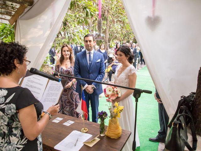 El matrimonio de Rodrigo y Marlene en Buin, Maipo 73