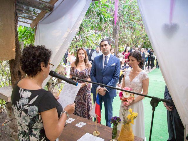 El matrimonio de Rodrigo y Marlene en Buin, Maipo 76