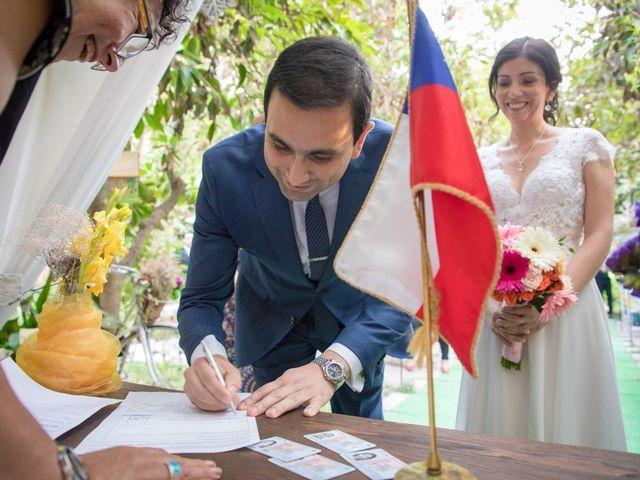 El matrimonio de Rodrigo y Marlene en Buin, Maipo 78