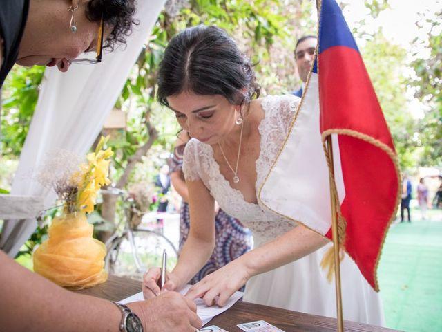 El matrimonio de Rodrigo y Marlene en Buin, Maipo 79