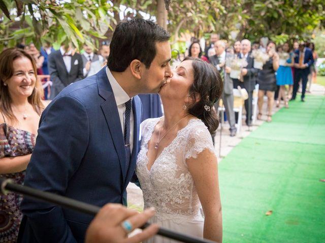 El matrimonio de Rodrigo y Marlene en Buin, Maipo 86