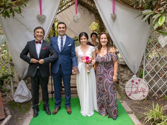 El matrimonio de Rodrigo y Marlene en Buin, Maipo 87