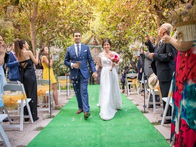 El matrimonio de Rodrigo y Marlene en Buin, Maipo 89