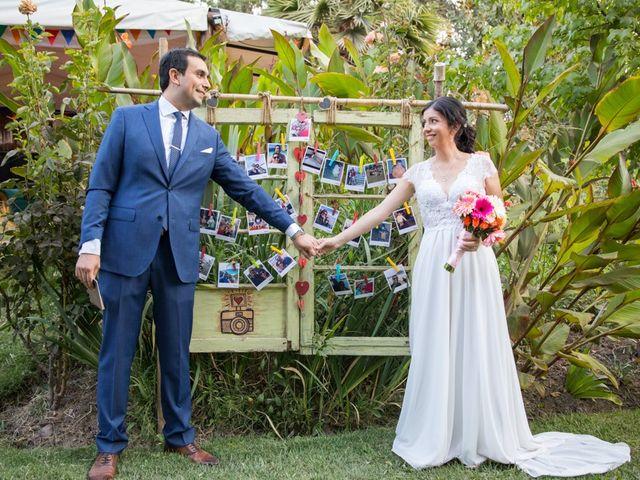 El matrimonio de Rodrigo y Marlene en Buin, Maipo 91
