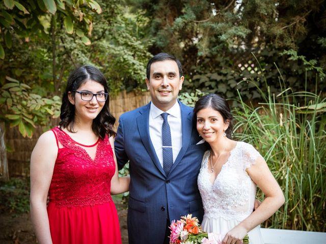 El matrimonio de Rodrigo y Marlene en Buin, Maipo 101
